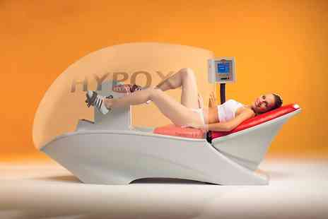Hypoxi Studios -  Three Sessions of Hypoxi Therapy  - Save 60%