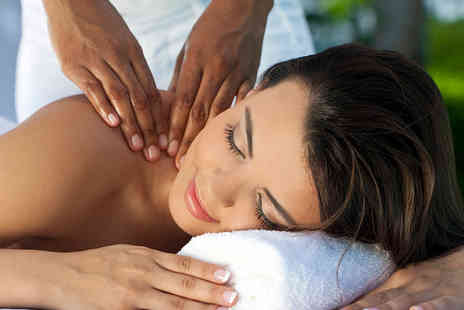 The Therapy Suite - A Choice of Facial, Massage or Both  - Save 51%
