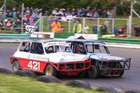 Grimley raceway - Entry to Grimley Raceway For Two Adults  - Save 50%