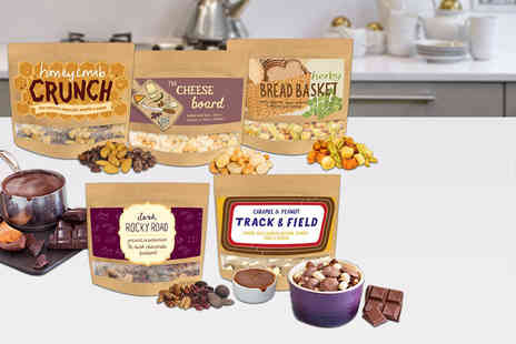 graze - Five piece best of graze snack sharing box for old new and existing customers - Save 33%