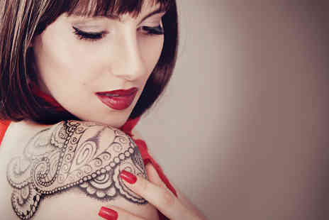 Danielle Eleanor Tattoos - One hour of tattooing  - Save 71%