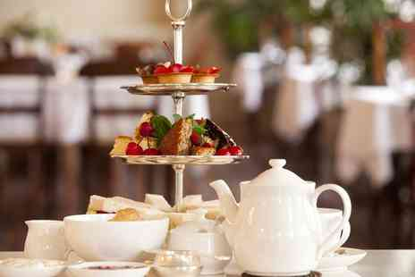 AM:PM Bohemian Restaurant - Afternoon Tea for Two  - Save 0%