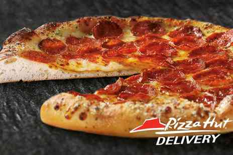 Pizza Hut - Small, Medium or Large Pizza  - Save 81%