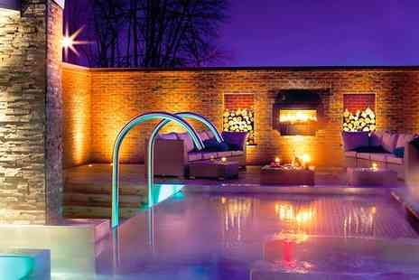 Wyboston Lakes - Spa Day With Lunch and Optional Treatment for One - Save 35%