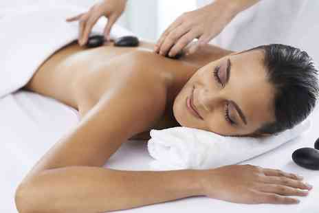 Ricky and Riddhi  - One Hour Hot Stone Massage - Save 64%