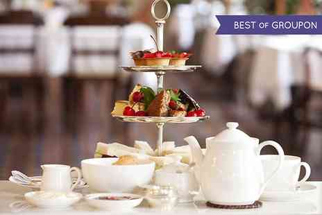 Hilton BAasingstoke Hotel - Afternoon Tea With Glass of Prosecco For Two  - Save 0%