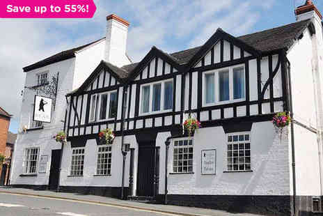 The Bear Hotel  -  Two night stay in a classic double or twin room - Save 55%