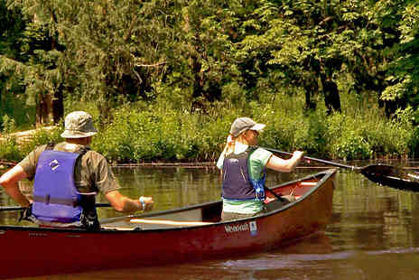 Woodmill Outdoor Activities Centre - One Hour Kayaking and Canoeing Session for Two  - Save 50%