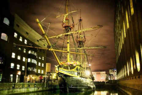 The Golden Hinde II - Guided Tour or Fun Day for One  - Save 36%