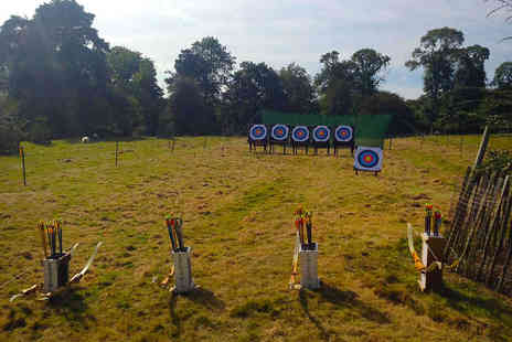Cotswold Archery - Archery Lesson for Two  - Save 65%