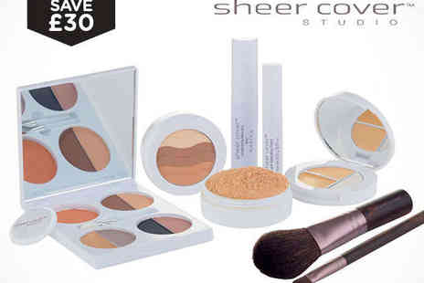 Sheer Cover - Sheer Cover Studio Introductory Makeup Kit   - Save 62%