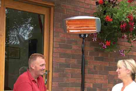 Gablemere - 3 in 1 Far Infra Red Patio Heater - Save 35%