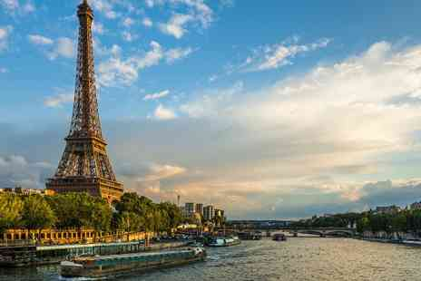 Mercure Paris Saint Lazare - Two nights stay with breakfast & Seine cruise or cabaret show - Save 48%