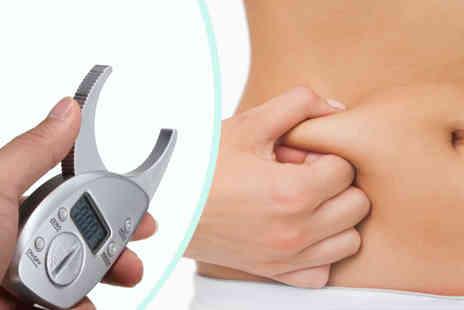 The Treasure Chest - Digital LCD Body Fat Calliper & Skin Fold Tester - Save 55%
