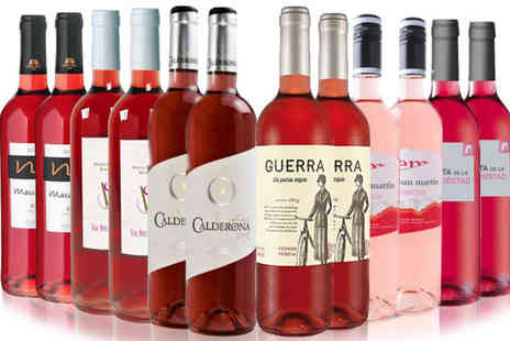 IBERVILLA FINE FOODS - Refreshing Rose Wine Collection - Save 52%