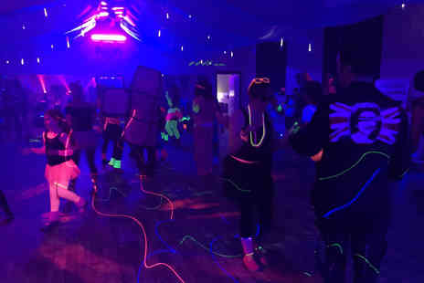 Brighhouse Roller Disco - Two hour roller disco for 12 with Prosecco, live DJs and games  - Save 79%