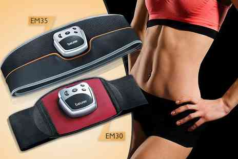 Current Body   - Beurer EM30 stomach toning belt  - Save 38%
