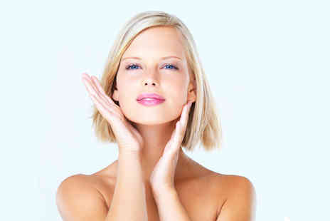U Star Beauty - Two CACI non surgical jowl or eye lift treatments  - Save 68%