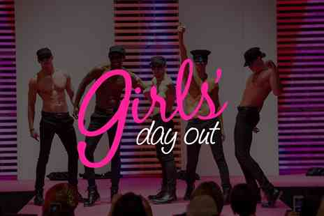 Girls' Day Out Show - Entry to Girls Day Out  and Cocktails - Save 25%