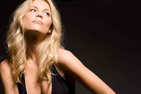 Reflections Hair and Beauty - Cut and Blow Dry With Optional Half Head Highlights or Full Head Colour  - Save 51%
