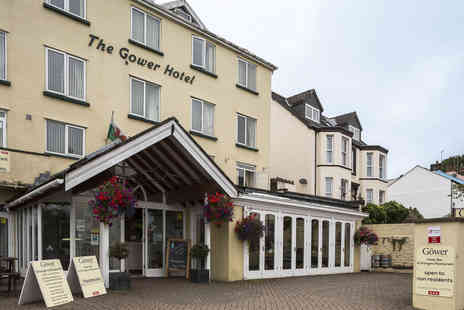 Gower Hotel - South Wales Coastal Village Hotel Stay - Save 0%