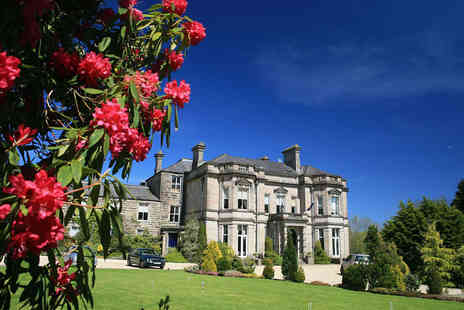 Tre ysgawen Hall  - Anglesey Country Manor stay and Spa - Save 0%