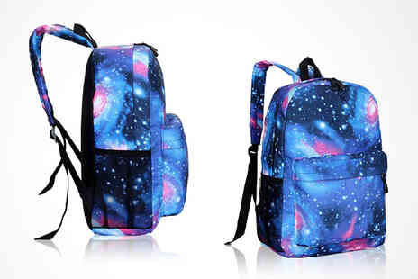 Eurosfield Online Store - Patterned Hipster Backpack - Save 18%