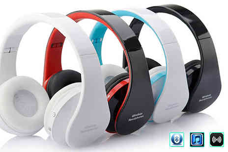 Eurosfield Online Store - Wireless Bluetooth Headphones - Save 64%