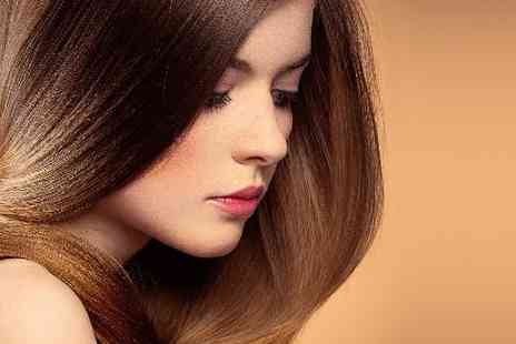 Ethos Hair - Luxury treatment, cut and finish - Save 50%