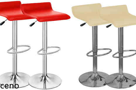 Ladder Sales Direct - Pair of Bar Stools Choices of Six Design   - Save 53%