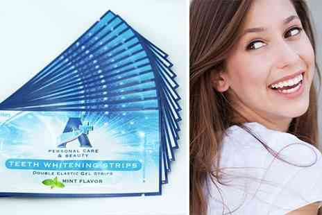 MRG Trading  - 14 Day Pack of Teeth Whitening Strips - Save 66%