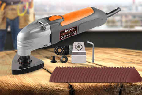 Futura Direct -   180w oscillating multi tool  - Save 67%