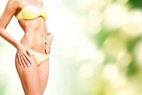 Shape Up and Tone Down - Five sessions of scar or stretch mark removal treatment  - Save 51%