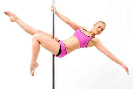 Acro Circus - Eight Week Pole Fitness or Aerial Hoop Course  - Save 54%