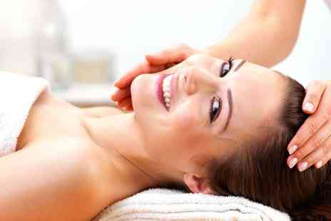An Inkling of Hair and Beauty - Luxury Facial with Massage or Paraffin Wax Manicure or Pedicure  - Save 37%