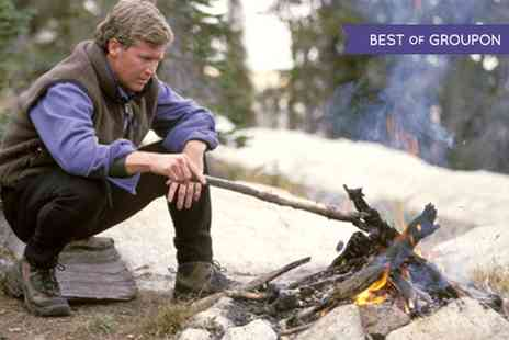 Sunrise Bushcraft  - One Day Bushcraft Course  - Save 67%