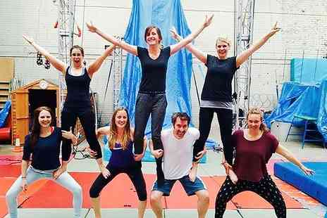 Aerial Edge - Eight Circus Fitness Sessions - Save 0%