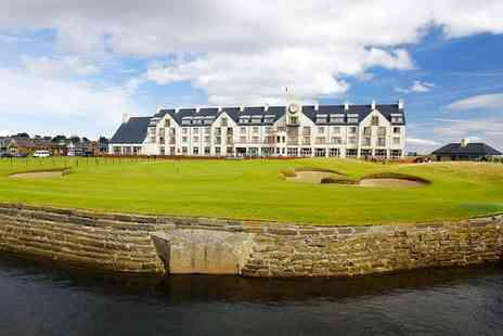 Carnoustie Golf Hotel - One to Three Nights stay For Two With Breakfast  - Save 54%