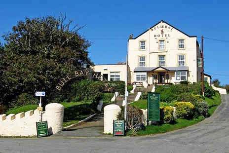 Bull Bay Hotel - Seaside Bull Bay Hotel Stay on Anglesey - Save 9%