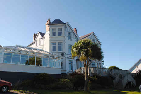 Trecastell Hotel - Classic Seaside Break on the Isle of Anglesey - Save 0%