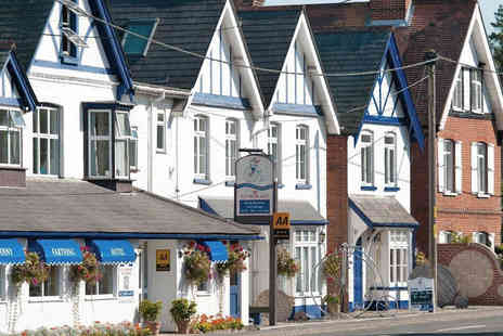Penny Farthing Hotel - New Forest Village Hotel and Self Catering Cottages Stay with  Breakfast - Save 0%
