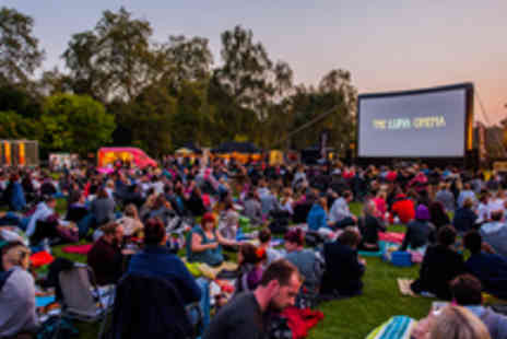 Ingresso - Open Air Cinema Tickets to The Full Monty or Shakespeare in Love  - Save 0%