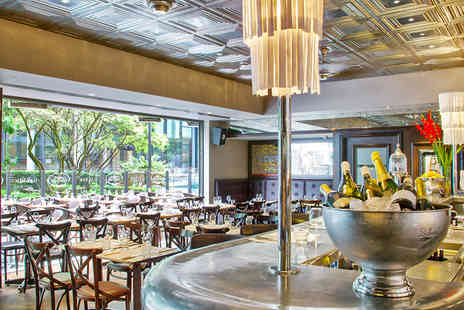 Galvin Restaurants - AA Rosette Two Course Meal with a Cocktail  - Save 40%