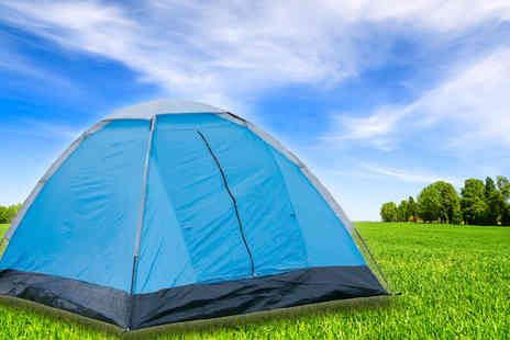 Shamz Distributors - Two Person Pop Up Waterproof Tent - Save 35%