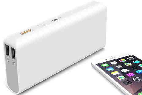 Eskkay - 10400mAh Portable Smartphone Power Bank - Save 87%