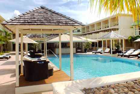 Harlequin Hotels & Resorts -  Five Nights  St Lucia Hotel Stay for Two - Save 79%