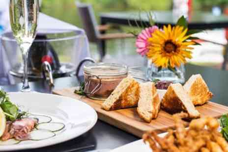 Riverside Brasserie Bray - Award Winning Bray Riverside Meal and Drinks - Save 0%