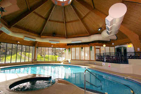 Moness Resort - Luxury self catering Perthshire break for four   - Save 63%