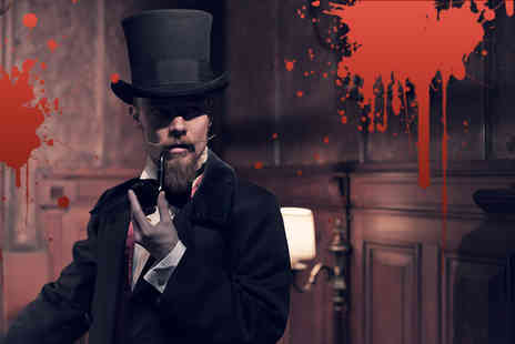 Mystery Walks - Two hour Jack the Ripper mystery tour of London for one  - Save 50%