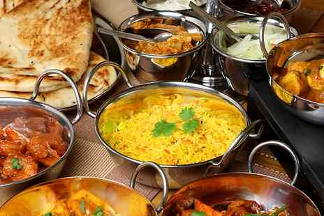 Riverside Lounge - All You Can Eat Indian Buffet for Two - Save 56%